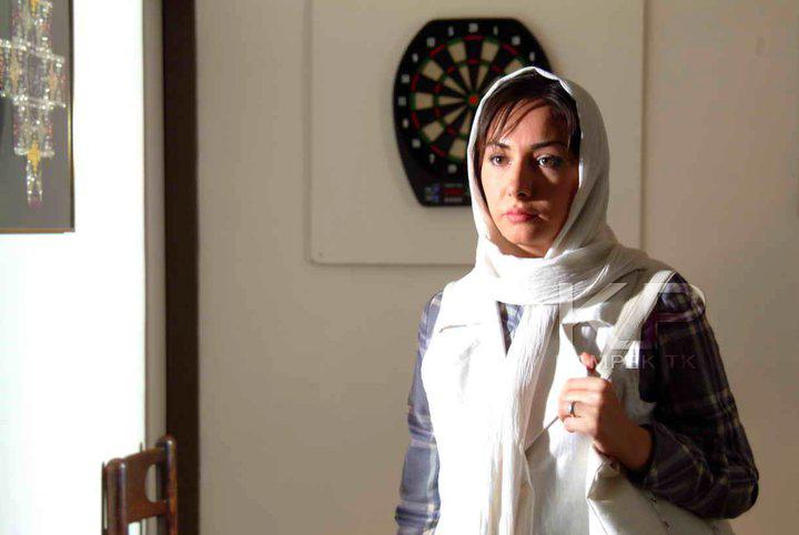 عکس های هانیه توسلی در فیلم جدیدش