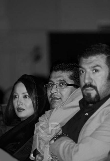 عکس جدید شیلا خداد و همسرش در کنسرت