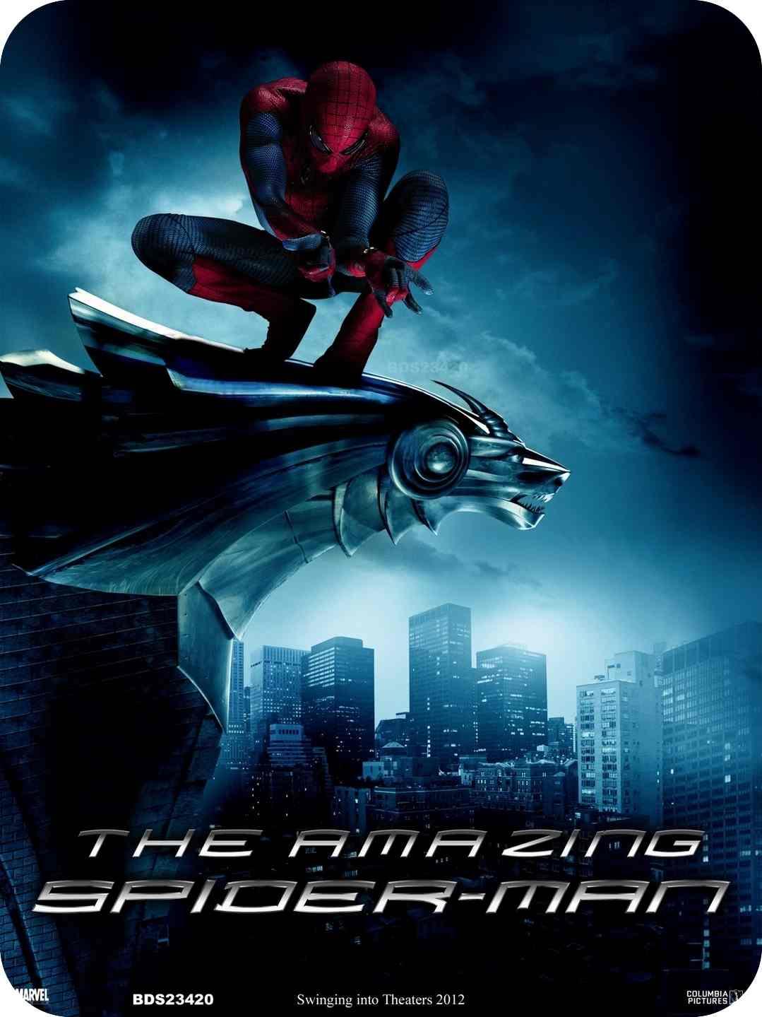 فیلم The Amazing Spider-Man 2012