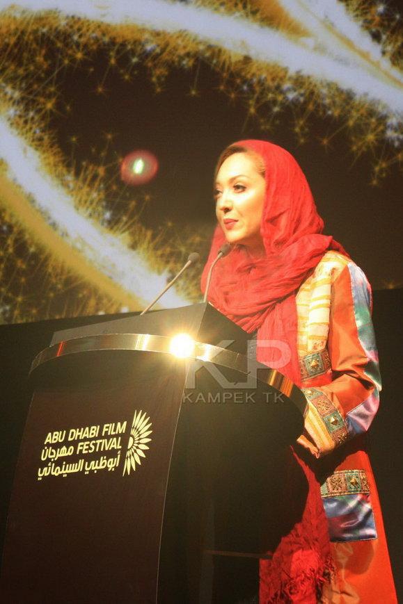 عکس جدید نیکی کریمی در ابوظبی