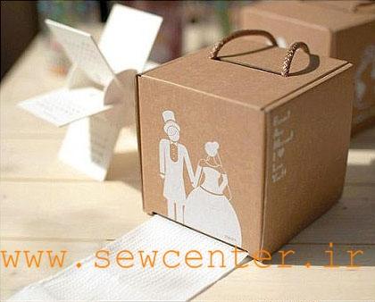 آموزش ساخت جعبه برای دستمال کاغذی