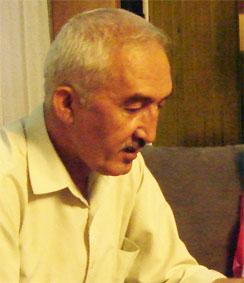 دکتر محمد حلیم یارقین استاد دانشگاه کابل