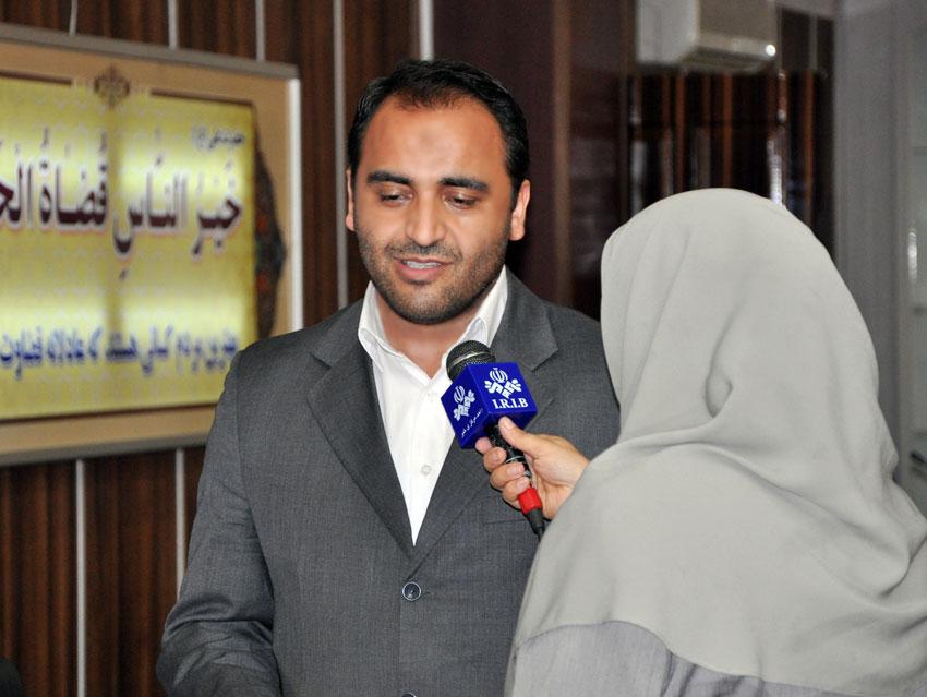 مهندس وحید کاظم زاده  در نشست هيئت امناي دفتر منطقه 7 کمیسیون حقوق بشراسلامی با بزرگان و معتمدين شهر تبريز