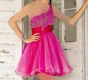 مدل لباس شب تابستانی دخترانه