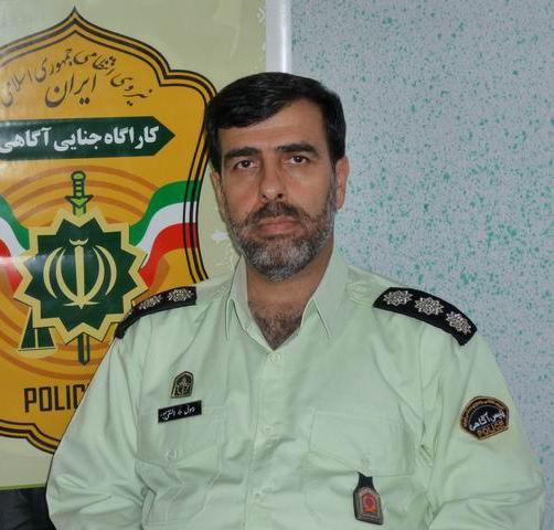 سرهنگ رسول النقی پور