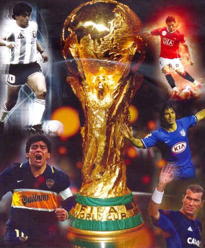تاریخچه 70 سال جام جهانی فوتبال
