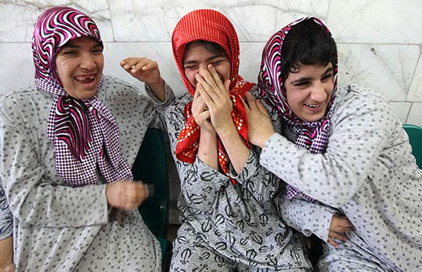 بازدید همیاران حقوق بشر از مجتمع بهزیستی شهید دکتر فیاض بخش تبریز