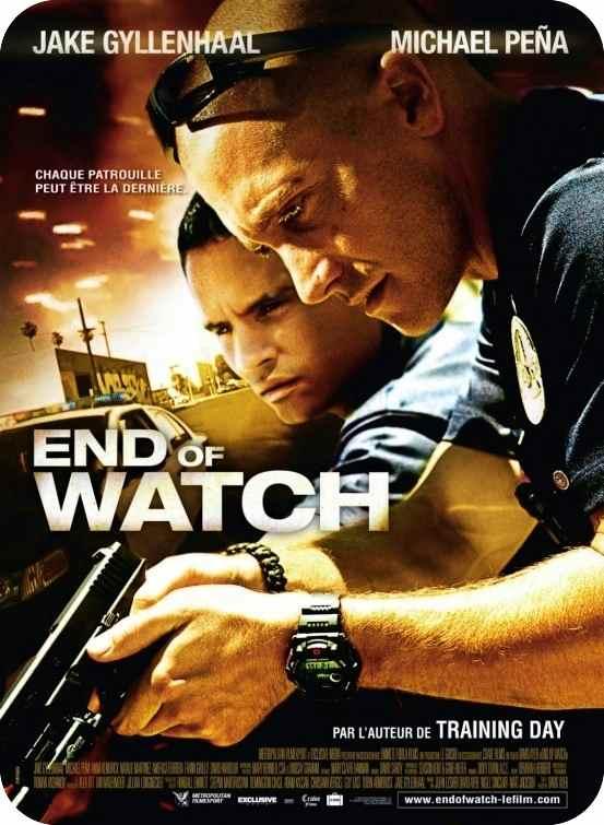 فیلم End of Watch 2012