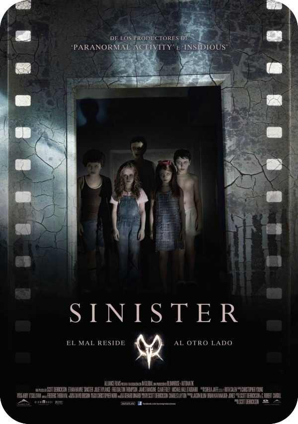 فیلم Sinister 2012