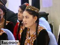 زبان و فرهنگ بلوچی در ترکمنستان