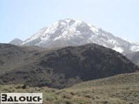 کوه آتشفشانی تفتان