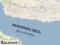 دریای مکران یا عمان