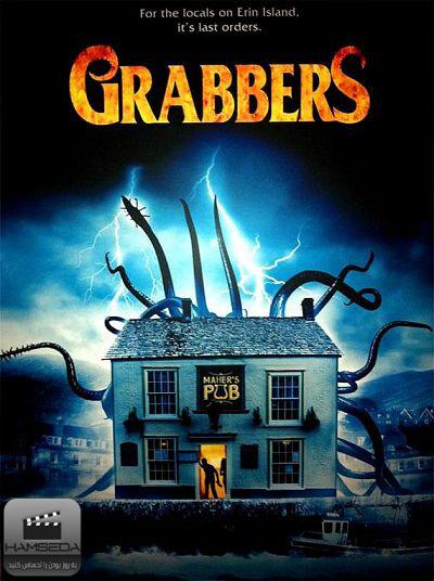 دانلود فیلم Grabbers 2012 کیفیت Bluray 720p