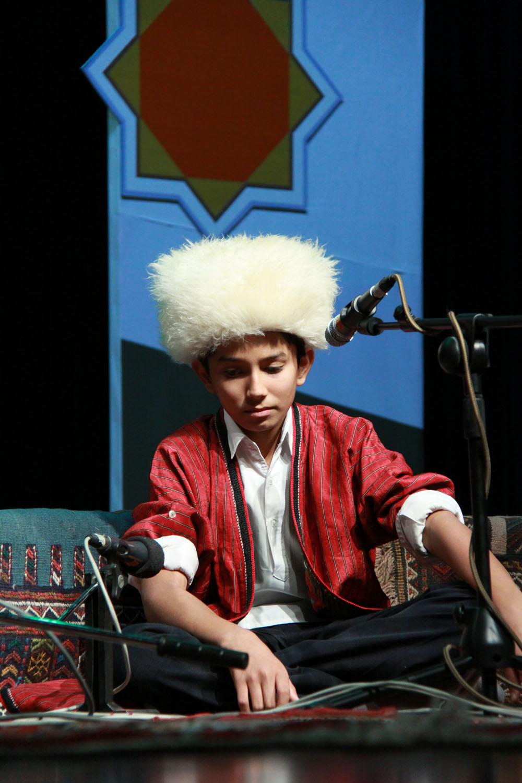 پخش موسیقی ترکمنی