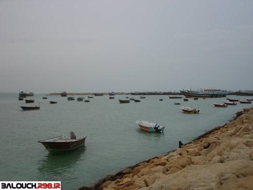 سواحل چابهار 6