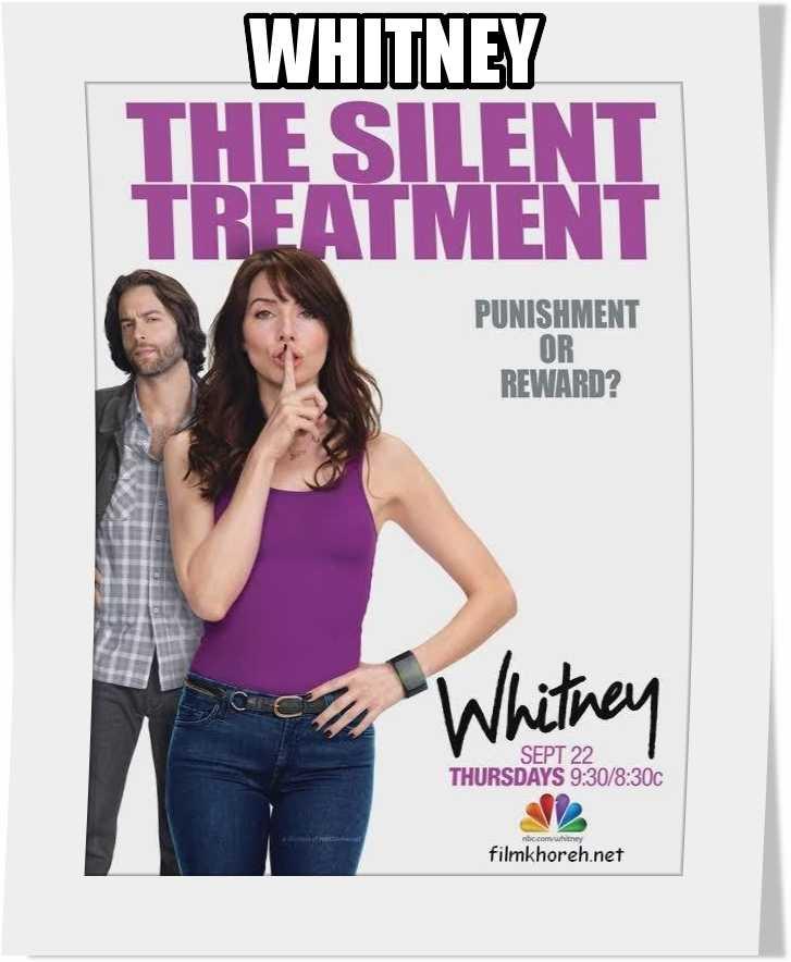 سریال Whitney فصل دوم
