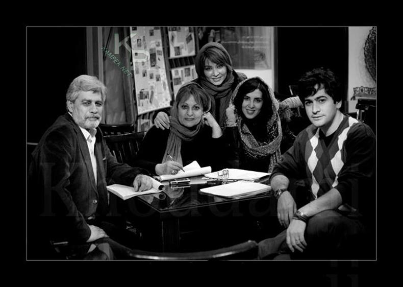 عکس جدید لیلا بلوکات و فقیهه سلطانی