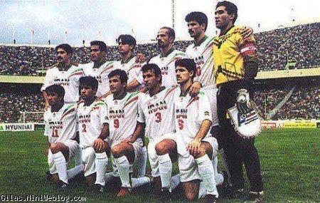 تیم ملی ایران1998