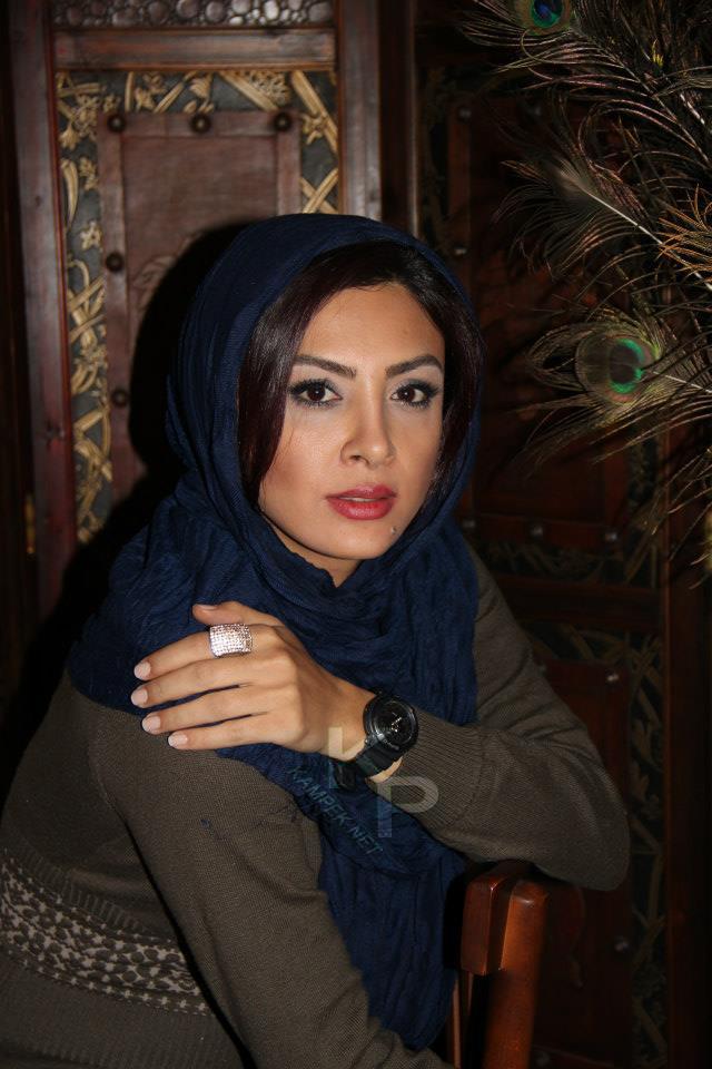 عکس های شخصی حدیثه تهرانی
