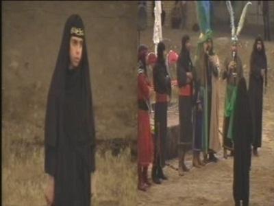 تعزیه سرا - پیش خوانی محمد میرآبادی