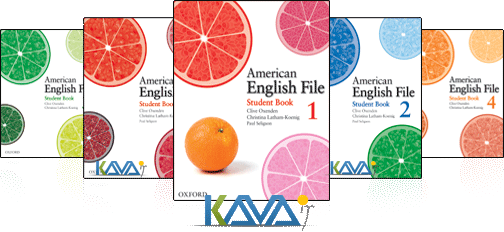 American English File - معرفی امریکن انگلیش فایل