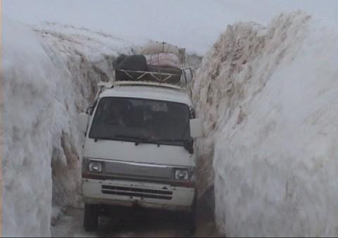 30 روستای هشترود همچنان در محاصره برف قرار دارد