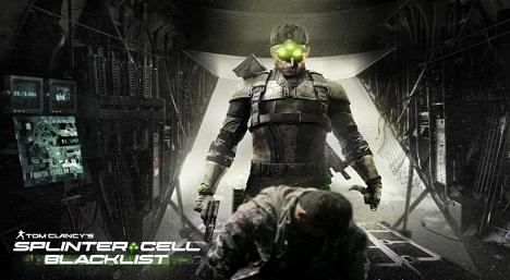 دانلود کرک بازی  Splinter Cell Blacklist