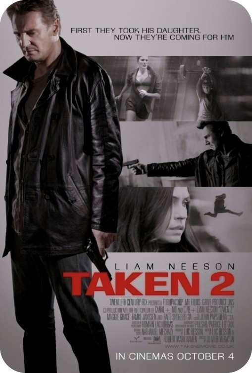 فیلم Taken 2 2012