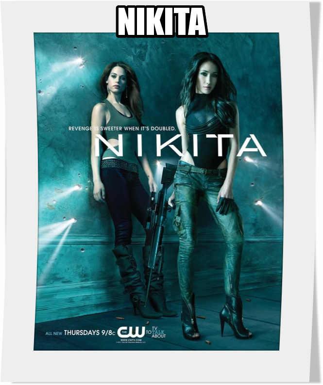 سریال Nikita فصل اول