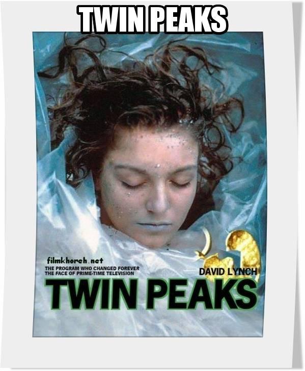 سریال Twin Peaks فصل اول