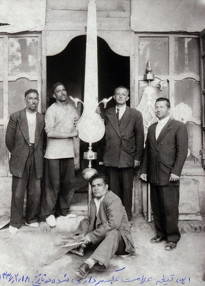 حاج علی فولادگر