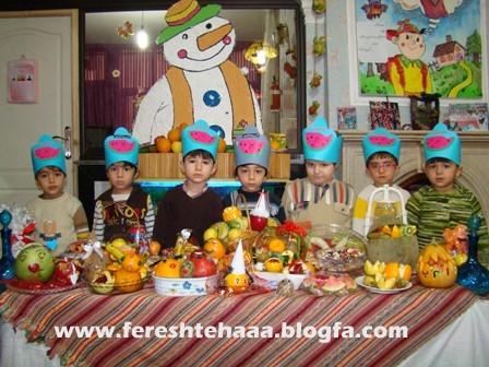 کاردستی میوه ها برای مهد پیش دبستانی سه ستاره فرشته ها - عکسهایی از کلاس پیش ...