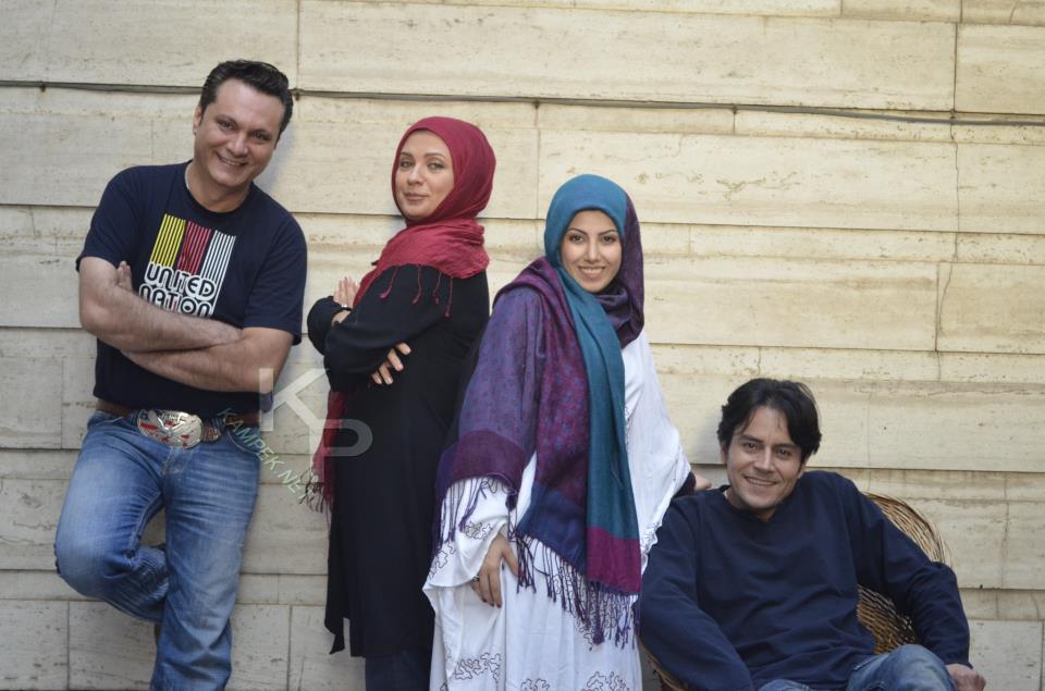 عکس شخصی و جدید لعیا زنگنه