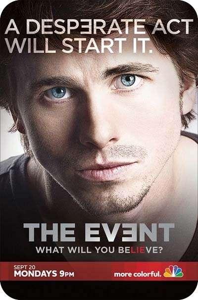 سریال The Event
