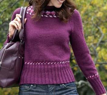 مدل لباس بافتنی جدید دخترانه 2013