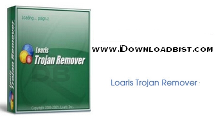 نرم افزار نابودی تروجان ها با Loaris Trojan Remover 2.0.0