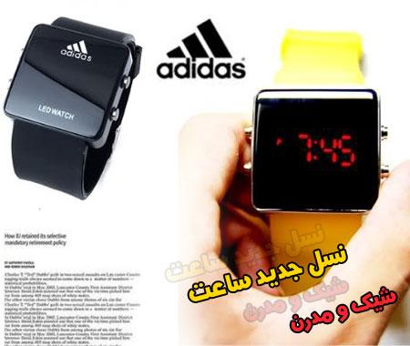 خرید ساعت مردانه مچی اسپرت مدل آدیداس