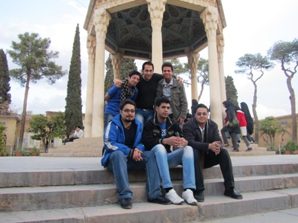 حافظیه -شیراز
