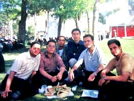 نمایشگاه کتاب تهران (اردیبهشت 86)