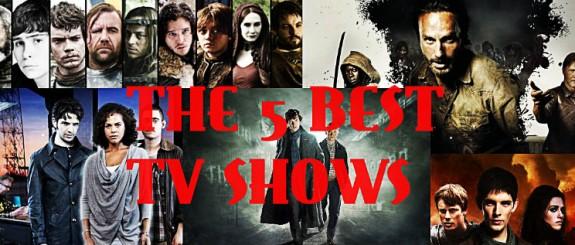 5 best TV 575x245 - بهترین و بدترین سریالهای سال ۲۰۱۲
