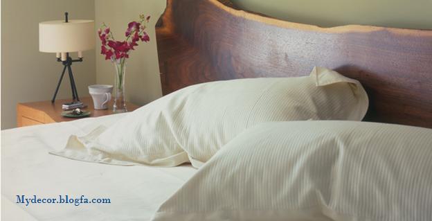 مدل تاج تخت و دکوراسیون اتاق خواب