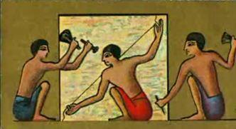 مصر باستان و فضایی ها