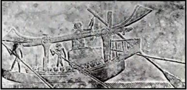 حمل سنگ در مصر باستان