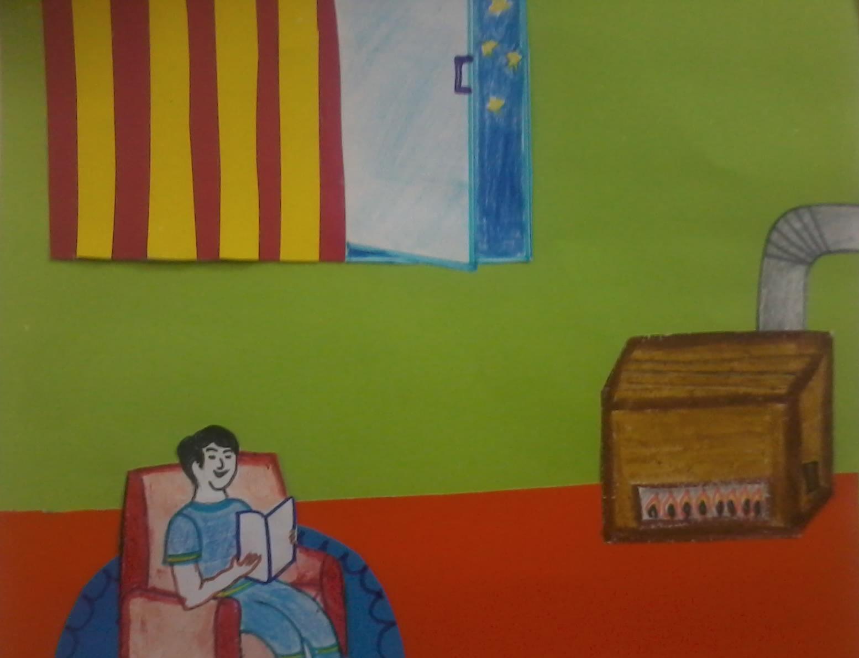 نقاشی صرفه جویی در مصرف سوخت گلهای کلاس دوم بشرويه - آموزشی ( ثبت فعاليتها،مسابقات و...)