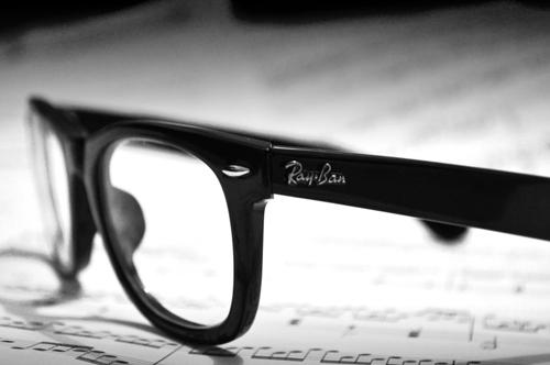 خرید عینک ویفری شیشه طبی مارک ریبن