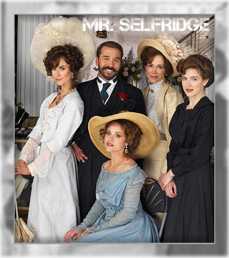سریال Mr Selfridge فصل 2