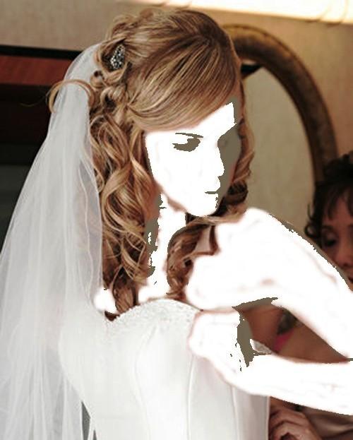 مدل شینیون موی عروس 2013