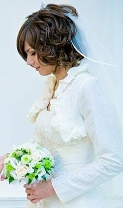 جدیدترین مدل شینیون عروس 2013