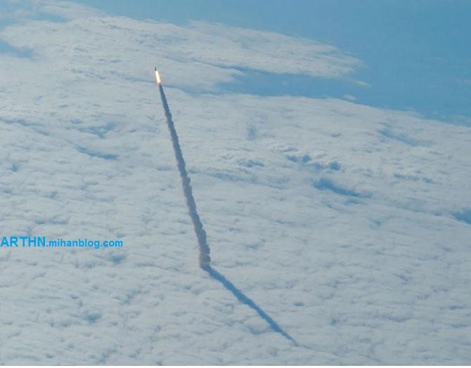 آخرین پرواز شاتل فضایی