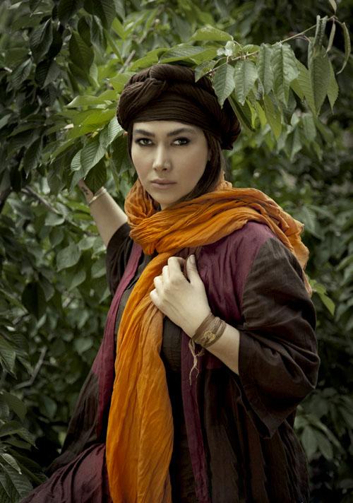آنا نعمتی,عکس جدید ,بازیگر زن,